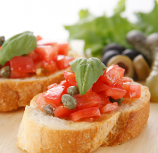 Italian Canape Package